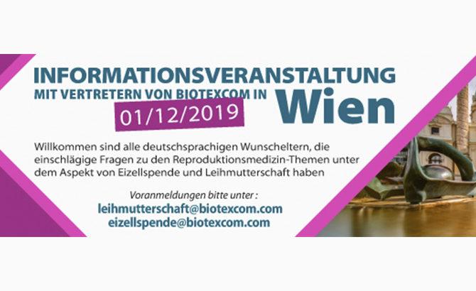 Informationsveranstaltung mit Vertretern von BioTexCom