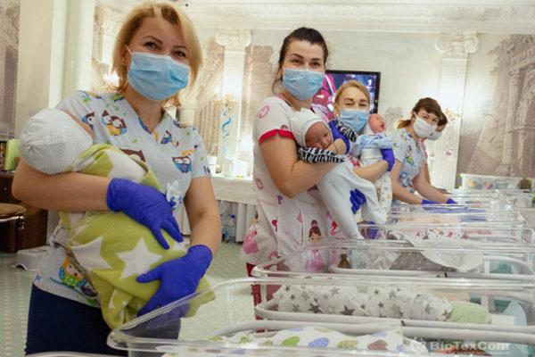Tagesanzeiger-Reportage: 46 Leihmutterbabys warten auf ihre Eltern