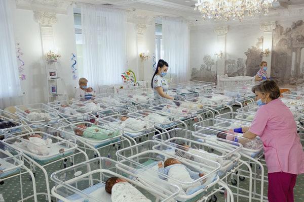 ZDF mit einer Reportage über Leihmutterschaft in der Ukraine