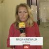 NTV-Auslandsreport über die Ukraine und BioTexCom