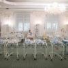 Leihmutter-Babys im Kiewer Hotel gestrandet