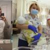 Coronakinder von den Leihmüttern: die Ukraine und die USA
