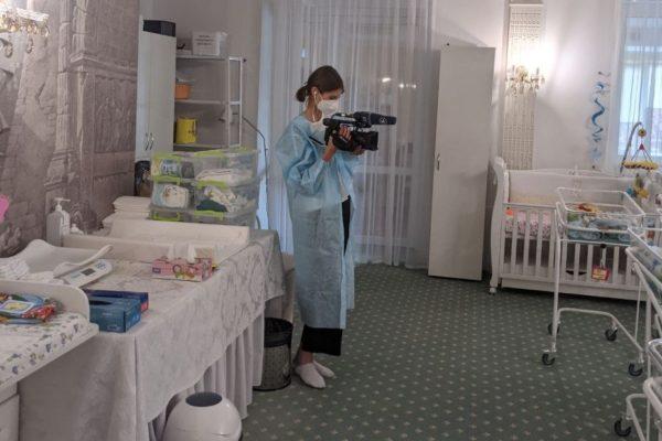 STATIONEN – Der vermietete Bauch – Von ukrainischen Leihmüttern und deutschen Eltern